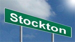 stockton ca sign